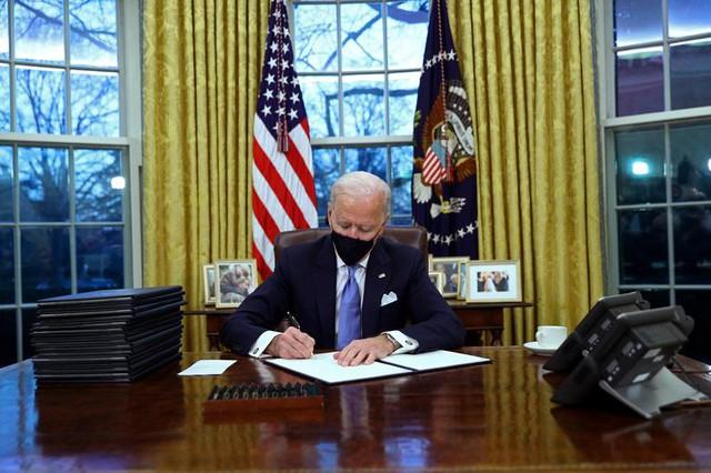 Bài trí Nhà Trắng thay đổi thế nào dưới thời Biden - Ảnh 2.