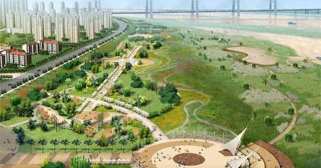 Hà Nội gấp rút quy hoạch 2 bờ sông Hồng - Ảnh 1.
