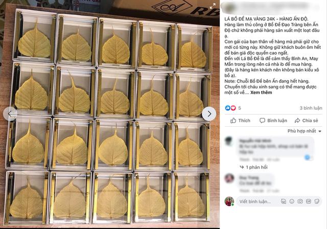 Săn quà mạ vàng: Cẩn thận mua vàng giả bằng tiền thật - Ảnh 2.
