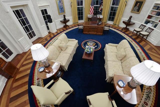 Bài trí Nhà Trắng thay đổi thế nào dưới thời Biden - Ảnh 12.