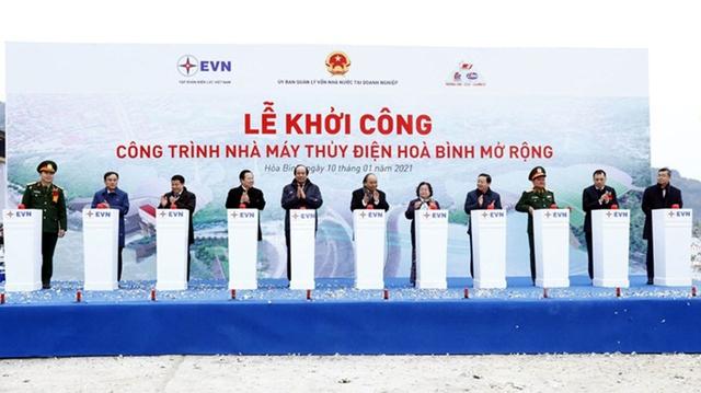 Những công trình dự án lớn tạo dấu ấn chào mừng Đại hội Đảng - Ảnh 1.