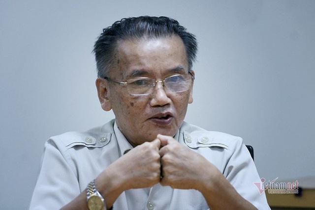 Nguyên Bộ trưởng Bộ Tư pháp Nguyễn Đình Lộc qua đời  - Ảnh 1.