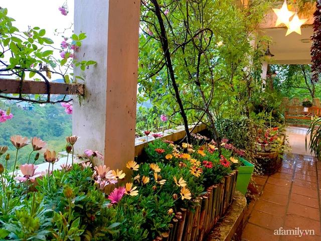 Ngôi nhà nhỏ yên bình sở hữu khu vườn đẹp như xứ sở thần tiên giữa lưng chừng đồi ở Đà Lạt - Ảnh 12.