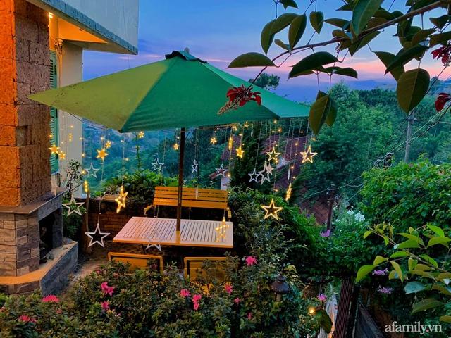 Ngôi nhà nhỏ yên bình sở hữu khu vườn đẹp như xứ sở thần tiên giữa lưng chừng đồi ở Đà Lạt - Ảnh 13.