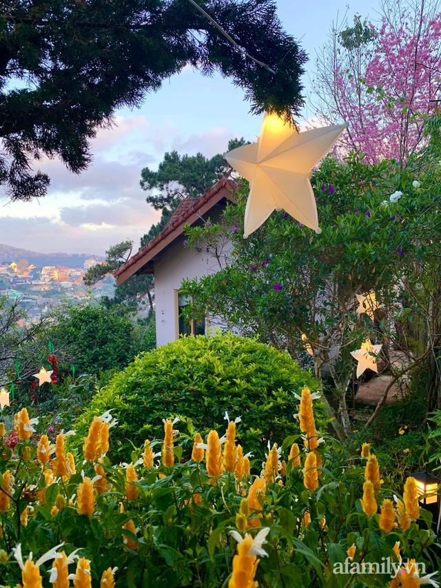 Ngôi nhà nhỏ yên bình sở hữu khu vườn đẹp như xứ sở thần tiên giữa lưng chừng đồi ở Đà Lạt - Ảnh 14.