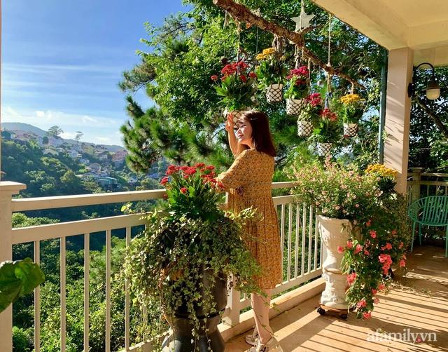 Ngôi nhà nhỏ yên bình sở hữu khu vườn đẹp như xứ sở thần tiên giữa lưng chừng đồi ở Đà Lạt - Ảnh 3.