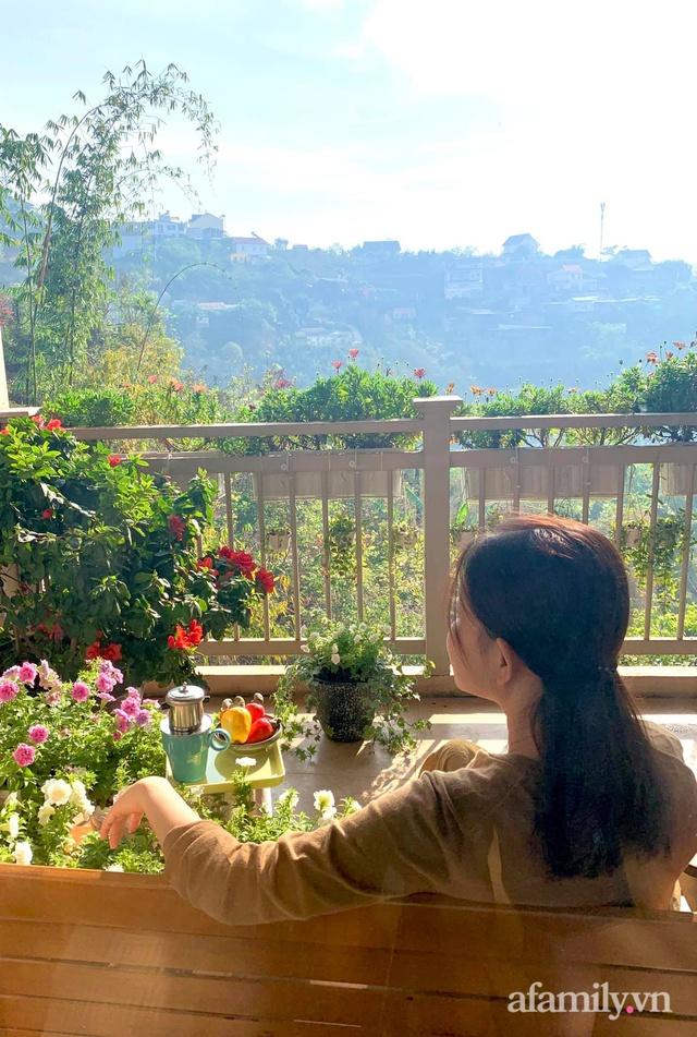 Ngôi nhà nhỏ yên bình sở hữu khu vườn đẹp như xứ sở thần tiên giữa lưng chừng đồi ở Đà Lạt - Ảnh 33.
