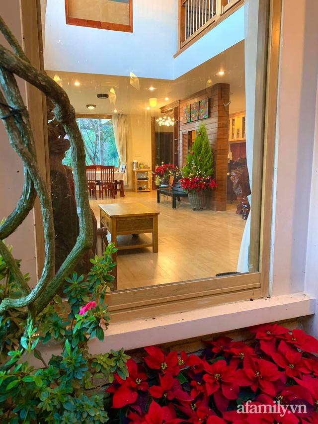 Ngôi nhà nhỏ yên bình sở hữu khu vườn đẹp như xứ sở thần tiên giữa lưng chừng đồi ở Đà Lạt - Ảnh 36.