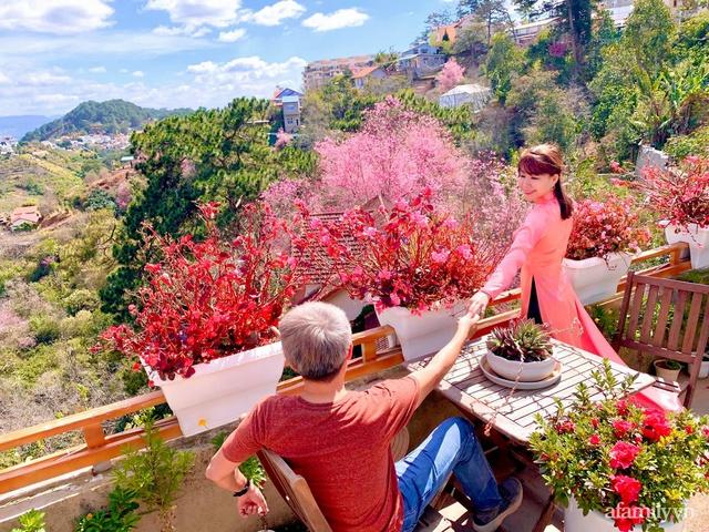 Ngôi nhà nhỏ yên bình sở hữu khu vườn đẹp như xứ sở thần tiên giữa lưng chừng đồi ở Đà Lạt - Ảnh 5.