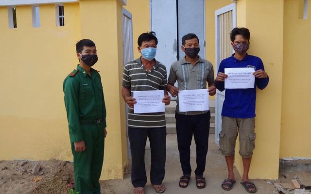 Phát hiện 3 đối tượng đưa người nhập cảnh trái phép vào Việt Nam - Ảnh 1.