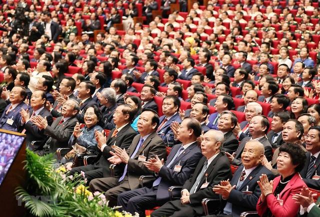 Tổng Bí thư, Chủ tịch nước: Nhất định sẽ lập nên những kỳ tích phát triển mới  - Ảnh 3.