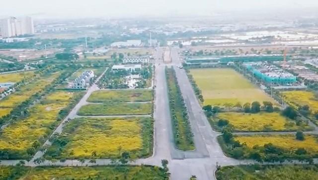 Cuối năm, cò đất thi nhau thổi giá loạt dự án đắp chiếu phía Tây Hà Nội - Ảnh 5.