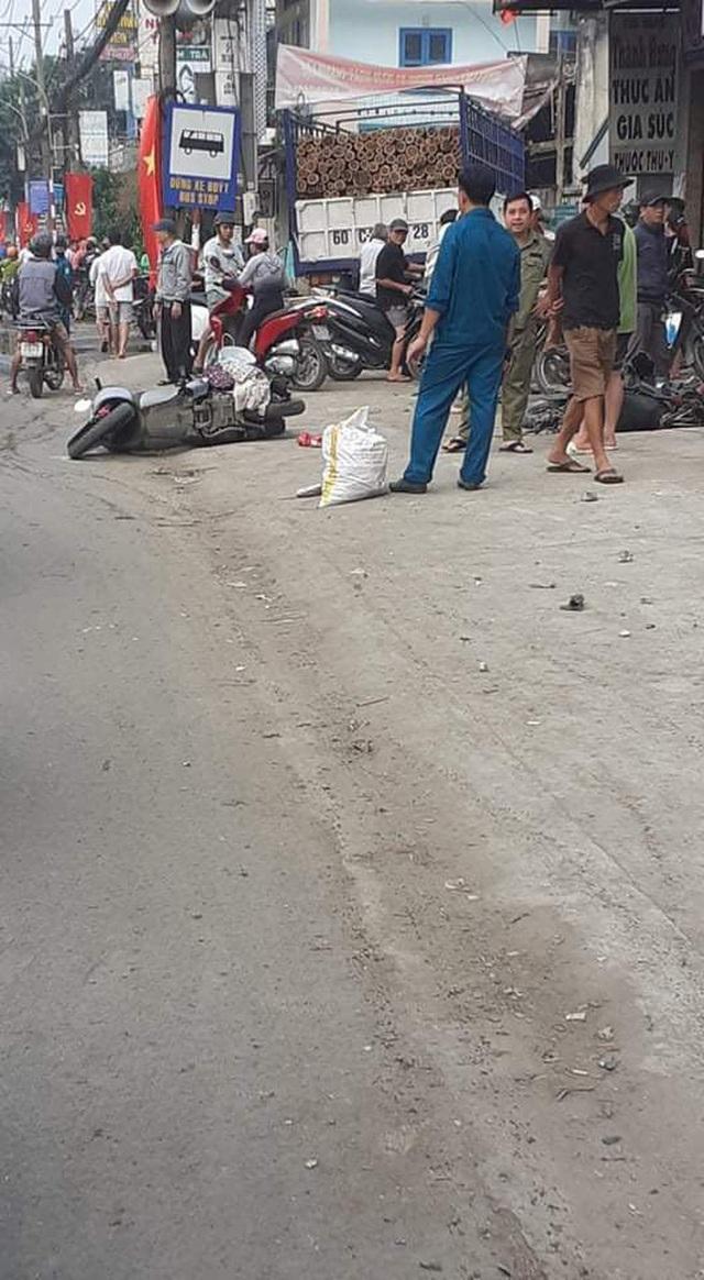 CLIP: Tai nạn kinh hoàng ở Biên Hòa, người và xe nằm la liệt  - Ảnh 7.