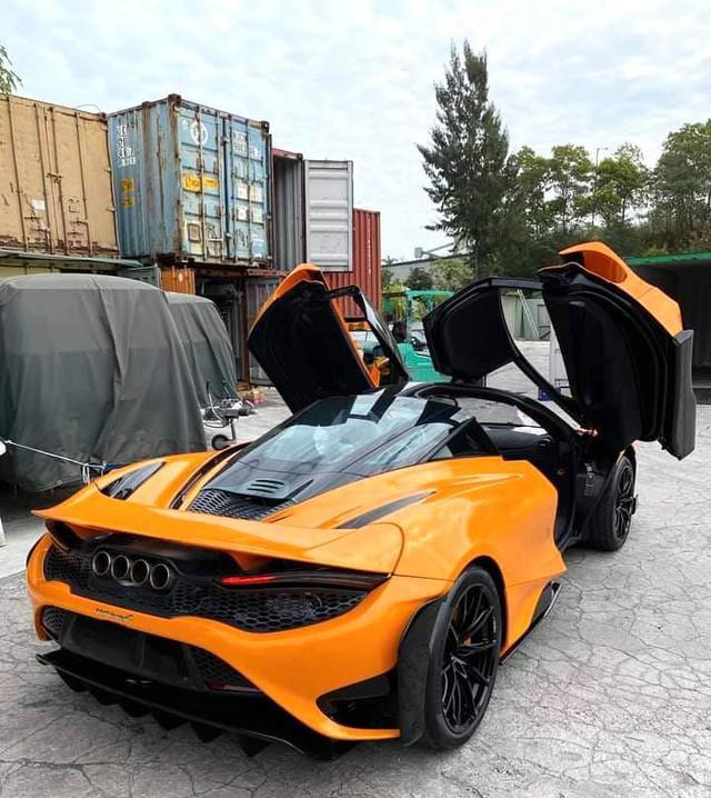 Bộ đôi siêu xe McLaren 765LT và Ferrari SF90 Stradale giá hàng chục tỷ VNĐ sắp về Việt Nam: Chủ nhân là một nữ đại gia 9x - Ảnh 2.