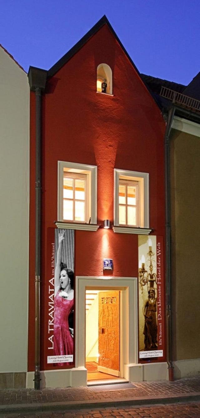 Khách sạn nhỏ nhất thế giới  - Ảnh 2.