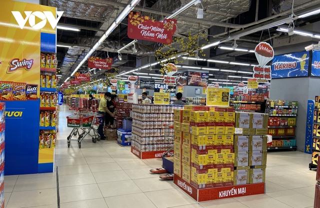 Nhu cầu thực phẩm sẽ tăng mạnh trong dịp Tết Tân Sửu 2021 - Ảnh 1.