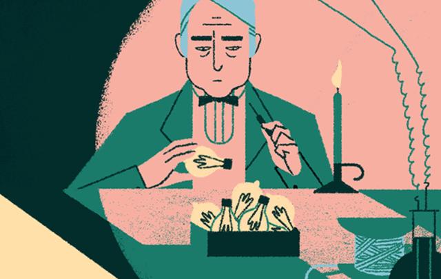 """""""Chúng tôi sẽ sản xuất được điện rẻ như cho, chỉ có người giàu mới thắp nến"""": Câu chuyện kinh điển về tầm nhìn của nhà phát minh vĩ đại Edison và bài học người muốn làm giàu phải biết - Ảnh 2."""