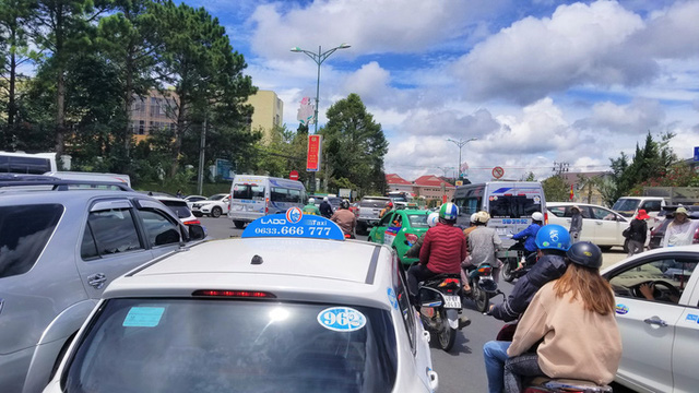 Lâm Đồng treo giải 1 tỉ đồng cho ý tưởng chống kẹt xe TP Đà Lạt  - Ảnh 2.