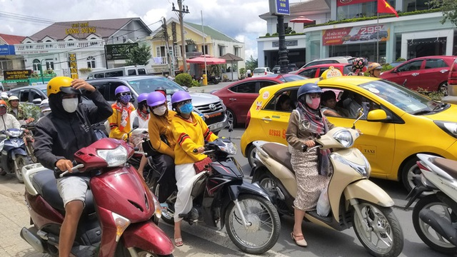 Lâm Đồng treo giải 1 tỉ đồng cho ý tưởng chống kẹt xe TP Đà Lạt  - Ảnh 3.