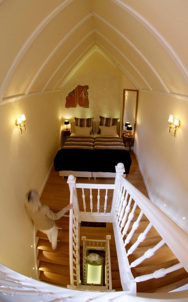 Khách sạn nhỏ nhất thế giới  - Ảnh 6.