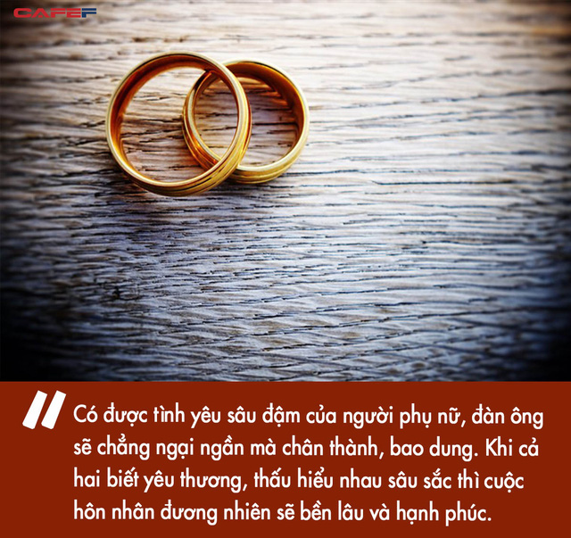 Cuộc sống hôn nhân mà đàn ông nào cũng ao ước không gì cao sang hơn 3 điều này, nhưng tiếc là nhiều phụ nữ không hiểu - Ảnh 2.