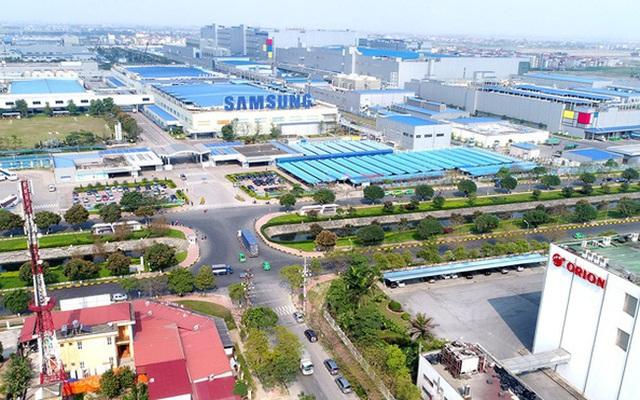 Một năm sôi động của bất động sản công nghiệp phía Bắc - Ảnh 1.