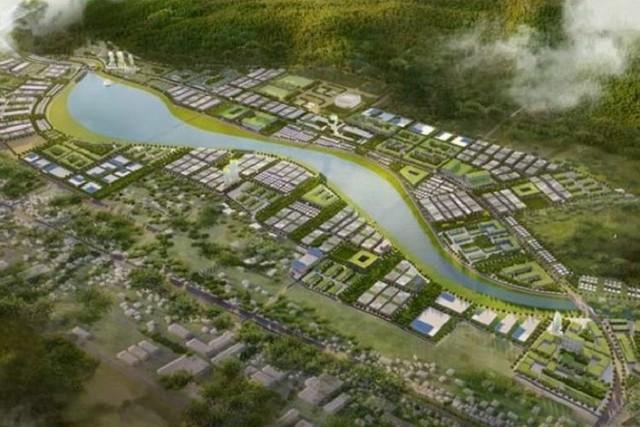 Khu đô thị gần 2.500 tỷ đồng ở Bình Định đã có chủ đầu tư - Ảnh 1.