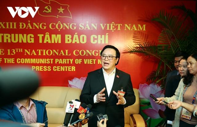 Đại hội XIII của Đảng nhận được số thư, điện mừng nhiều nhất trong 13 kỳ đại hội  - Ảnh 1.
