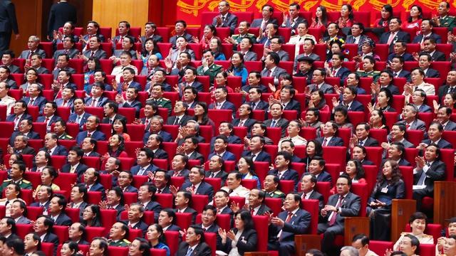 Hôm nay, Ban Chấp hành Trung ương khoá XII báo cáo về công tác nhân sự khoá XIII  - Ảnh 1.