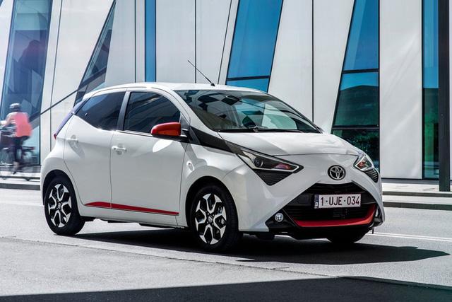 Toyota Aygo 2021 chào hàng khách Việt: Nhỏ hơn cả Wigo, giá gần 800 triệu đồng như Corolla Cross - Ảnh 3.