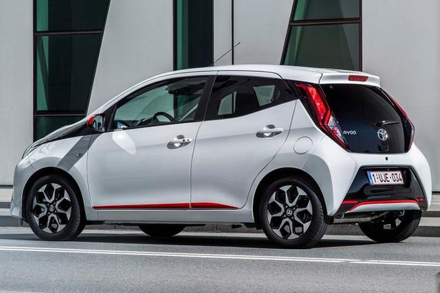 Toyota Aygo 2021 chào hàng khách Việt: Nhỏ hơn cả Wigo, giá gần 800 triệu đồng như Corolla Cross - Ảnh 4.