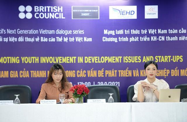 Vì sao tỷ lệ thanh niên Việt Nam tham gia lực lượng lao động cao nhưng lại khó hội nhập quốc tế? - Ảnh 1.