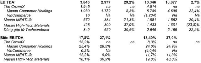 Masan (MSN) đạt 1.234 tỷ lợi nhuận ròng trong năm 2020, chuỗi Vinmart, Vinmart+ chính thức đạt EBITDA dương   - Ảnh 2.