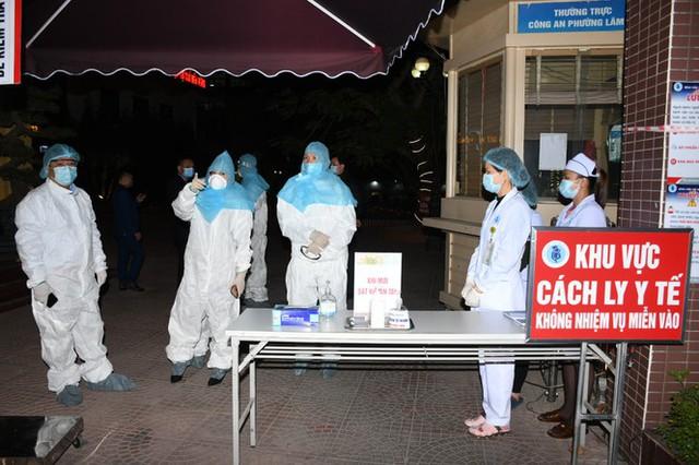 Phong tỏa bệnh viện Nhi Hải Phòng vì ca mắc COVID-19 quê Hải Dương - Ảnh 2.