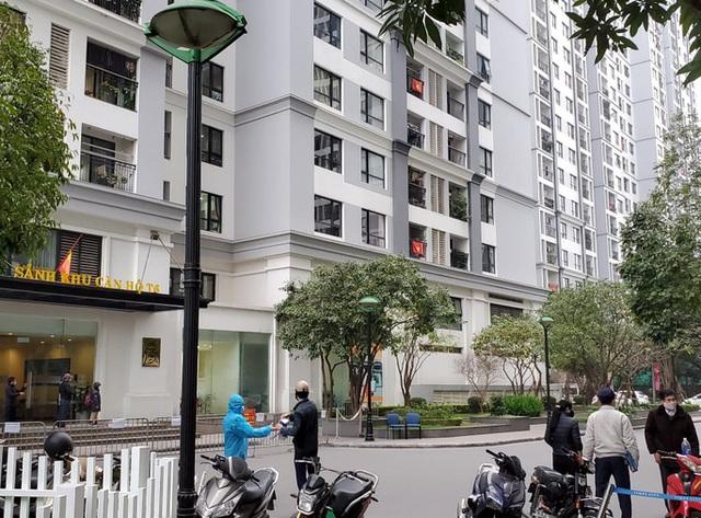Ca Covid-19 mới ở Hà Nội sống ở chung cư cao cấp, đi sắm tết tại trung tâm thương mại  - Ảnh 1.