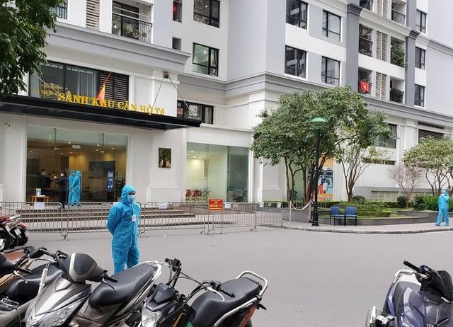 Ca Covid-19 mới ở Hà Nội sống ở chung cư cao cấp, đi sắm tết tại trung tâm thương mại  - Ảnh 2.