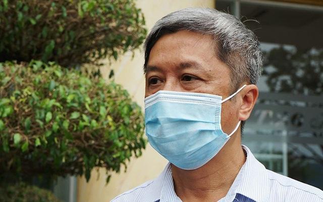 Thứ trưởng Bộ Y tế: Tốc độ lây lan của biến thể SARS-CoV-2 tăng hơn 70% - Ảnh 1.
