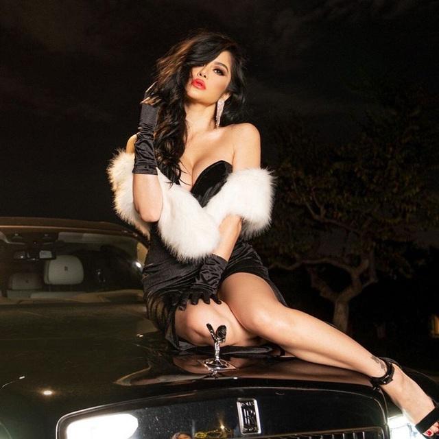Mỹ nhân gốc Việt gây sốt trong series về giới siêu giàu của Netflix: Gu thời trang bỏng mắt cùng cuộc sống vương giả, được mệnh danh là Kim Kardashian châu Á - Ảnh 1.