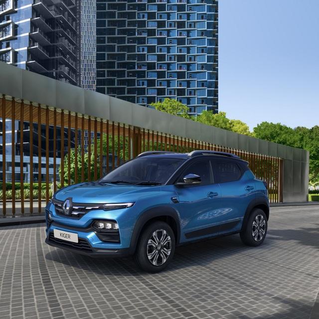 Ra mắt Renault Kiger - SUV nhỏ, giá quy đổi khoảng 200 triệu đồng đấu Kia Seltos - Ảnh 2.