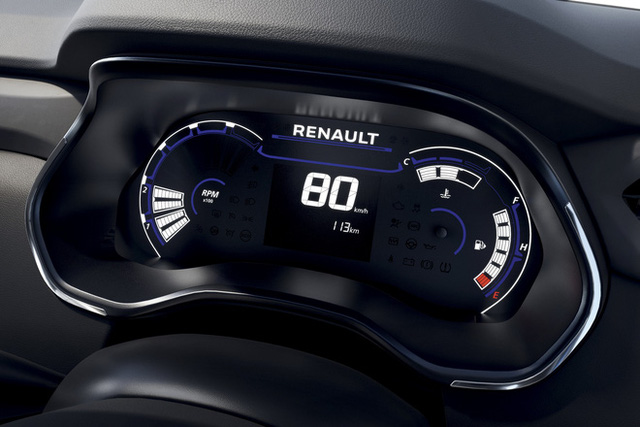Ra mắt Renault Kiger - SUV nhỏ, giá quy đổi khoảng 200 triệu đồng đấu Kia Seltos - Ảnh 13.
