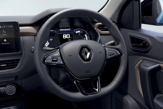 Ra mắt Renault Kiger - SUV nhỏ, giá quy đổi khoảng 200 triệu đồng đấu Kia Seltos - Ảnh 14.