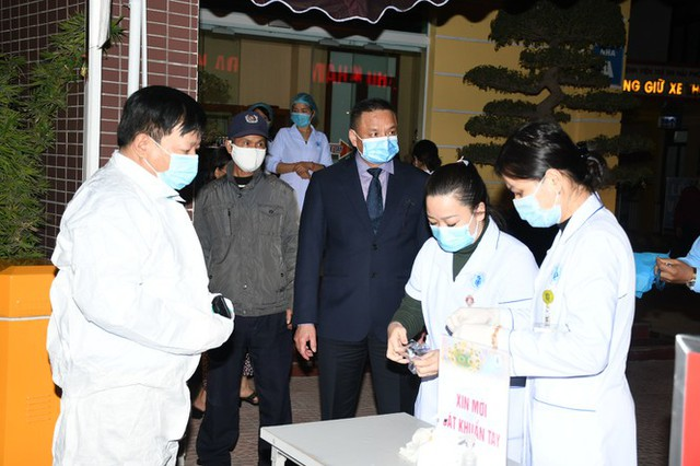 Phong tỏa bệnh viện Nhi Hải Phòng vì ca mắc COVID-19 quê Hải Dương - Ảnh 3.
