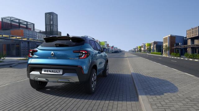 Ra mắt Renault Kiger - SUV nhỏ, giá quy đổi khoảng 200 triệu đồng đấu Kia Seltos - Ảnh 3.