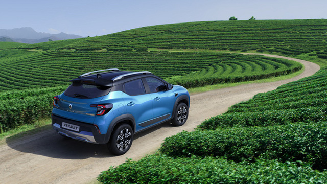 Ra mắt Renault Kiger - SUV nhỏ, giá quy đổi khoảng 200 triệu đồng đấu Kia Seltos - Ảnh 6.