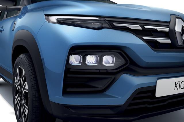 Ra mắt Renault Kiger - SUV nhỏ, giá quy đổi khoảng 200 triệu đồng đấu Kia Seltos - Ảnh 7.