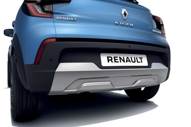 Ra mắt Renault Kiger - SUV nhỏ, giá quy đổi khoảng 200 triệu đồng đấu Kia Seltos - Ảnh 10.