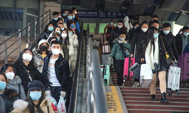 Người Trung Quốc bắt đầu cuộc di cư hàng năm lớn nhất thế giới - Ảnh 1.