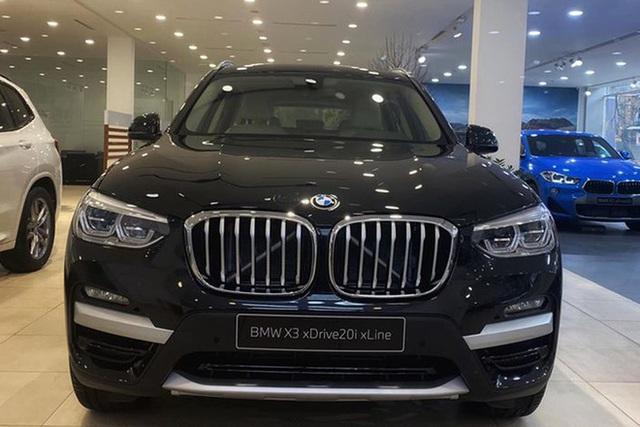BMW X3 đua option với Mercedes-Benz GLC tại Việt Nam, giá tăng cả trăm triệu đồng - Ảnh 2.