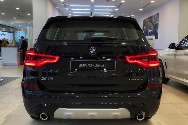BMW X3 đua option với Mercedes-Benz GLC tại Việt Nam, giá tăng cả trăm triệu đồng - Ảnh 3.
