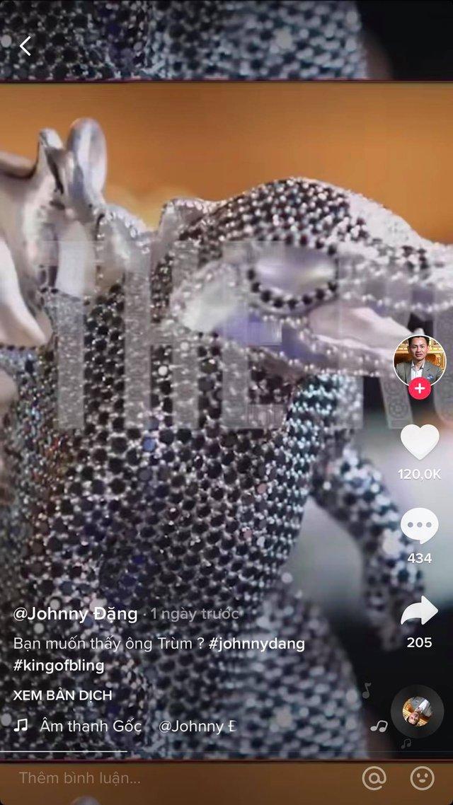 Chiếc bình xịt rửa tay được nạm hơn 5 nghìn viên kim cương khiến dân mạng choáng váng, hóa ra đó lại là sản phẩm của một người Việt đặc biệt - Ảnh 5.